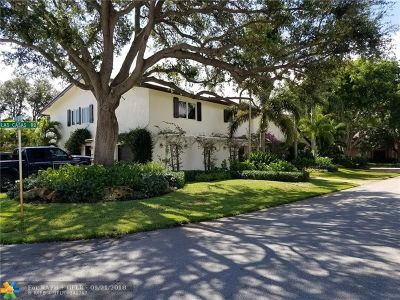 Boca Raton Single Family Home For Sale: 1298 SW 21st St