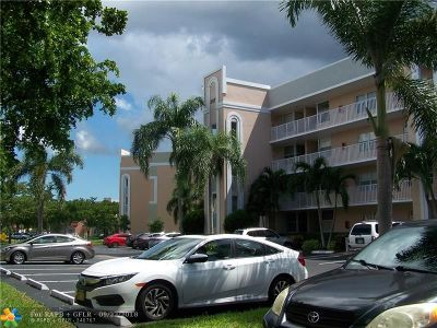 Sunrise Condo/Townhouse For Sale: 10382 NW 24th Pl #207