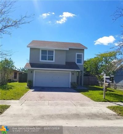 Pompano Beach Single Family Home For Sale: 204 NW 15th Ct