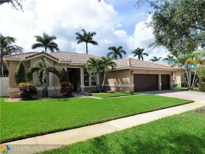 Miramar Single Family Home For Sale: 3500 SW 147th Ave