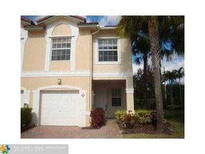 Coral Springs FL Rental For Rent: $2,000