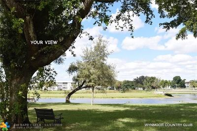 Coconut Creek Condo/Townhouse For Sale: 2903 Victoria Cr #K3