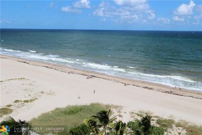 Pompano Beach Condo/Townhouse For Sale: 812 Briny Ave #9-D