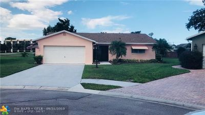 Boca Raton Single Family Home For Sale: 9137 SW 16th Rd