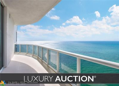 Sunny Isles Beach Condo/Townhouse For Sale: 15811 Collins Ave #2503