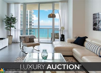 Sunny Isles Beach Condo/Townhouse For Sale: 16001 Collins Ave #4102