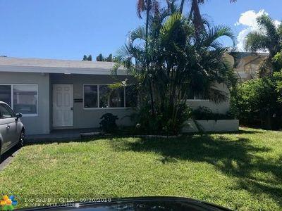 Fort Lauderdale Rental For Rent: 2728 NE 30th Pl