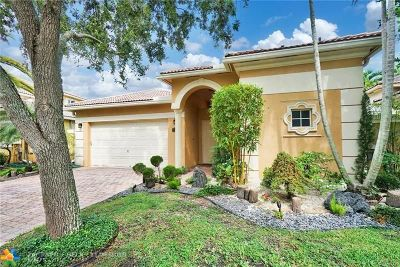 Coral Springs Single Family Home For Sale: 5882 NW 123rd Ave