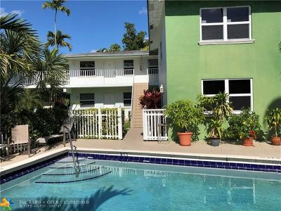 Fort Lauderdale Rental For Rent: 417 NE 17th Ave #6