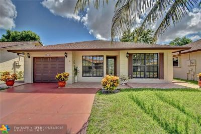 Deerfield Beach Single Family Home Backup Contract-Call LA: 1548 SW 19th Ave