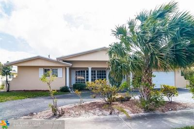 Fort Lauderdale Rental For Rent: 2136 NE 68th St