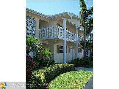 Fort Lauderdale Rental For Rent: 4820 NE 23rd Ave #B-206