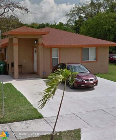 Miami Single Family Home For Sale: 2175 NW 50th St