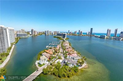 Aventura Condo/Townhouse For Sale: 4000 Island Blvd #2907