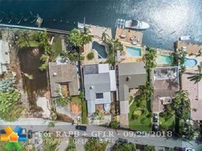 Fort Lauderdale Single Family Home For Sale: 28 S Gordon Rd