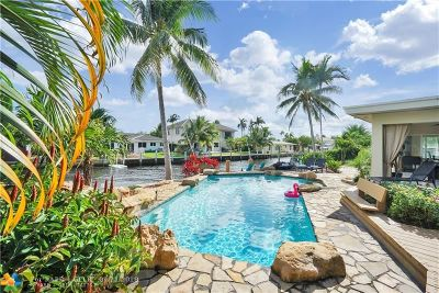 Pompano Beach Rental For Rent: 1940 Waters Edge