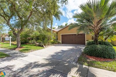 Sunrise Single Family Home For Sale: 1160 NW 133rd Ter