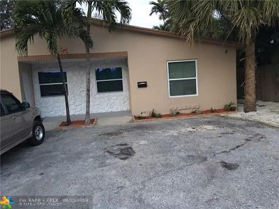 Fort Lauderdale Multi Family Home For Sale: 909-911 SW 16 St