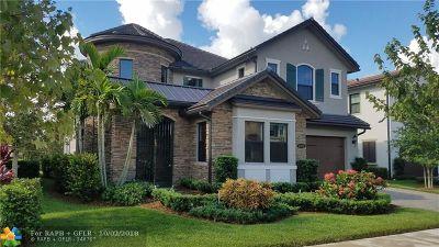 Parkland Single Family Home For Sale: 11330 Fairfield St