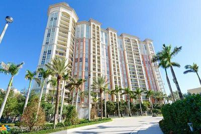 West Palm Beach Condo/Townhouse For Sale: 550 Okeechobee Blvd #1622