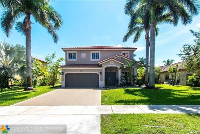 Single Family Home For Sale: 8772 SW 212th Ter