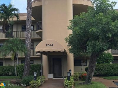 Tamarac Condo/Townhouse For Sale: 7547 NW 79th Ave #312