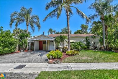 Fort Lauderdale Single Family Home For Sale: 1808 SW 10th Ave