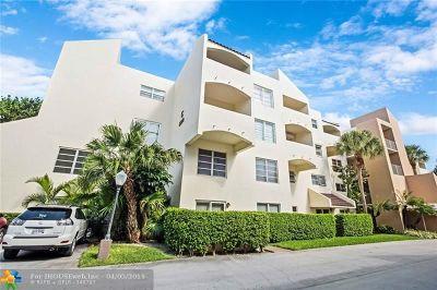 Pompano Beach FL Condo/Townhouse For Sale: $239,000