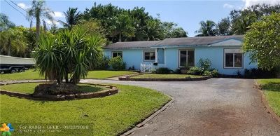 Fort Lauderdale Single Family Home For Sale: 1736 SW 4 Street