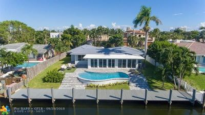 Fort Lauderdale Single Family Home For Sale: 2630 Marion