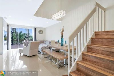 Sunrise Condo/Townhouse For Sale: 1364 NW 126th Ave #1364