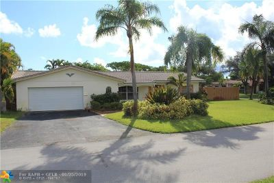 Deerfield Beach Single Family Home For Sale: 772 SE 13th Ave