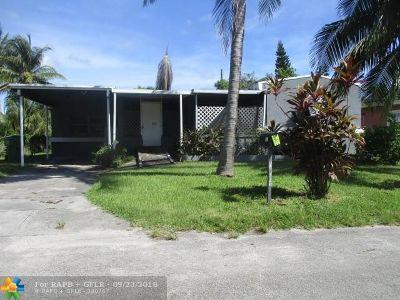 Single Family Home For Sale: 311 NE 118th St