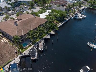 Fort Lauderdale Condo/Townhouse For Sale: 2727 NE 14th St #3