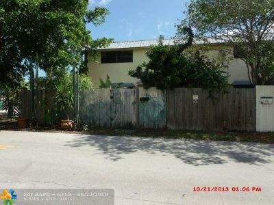Wilton Manors Rental For Rent: 608 NE 29th Dr