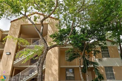 Coral Springs Condo/Townhouse For Sale: 8242 NW 24th St #C