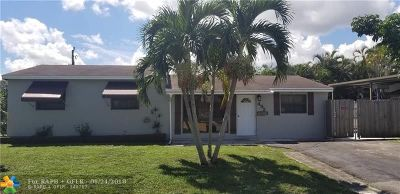 Fort Lauderdale Single Family Home For Sale: 4928 SW 20th St