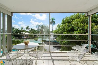 Fort Lauderdale Condo/Townhouse Backup Contract-Call LA: 1750 E Las Olas Blvd #301