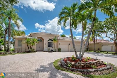Coral Springs Single Family Home For Sale: 5029 NW 112th Dr