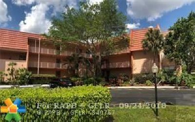 Tamarac Condo/Townhouse For Sale: 9151 Lime Bay Blvd #112