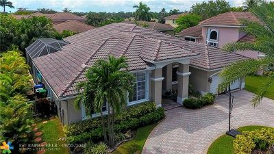 Coral Springs Single Family Home For Sale: 446 NW 118 Ter