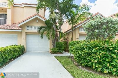 Boca Raton Condo/Townhouse For Sale: 23122 Island Vw #1