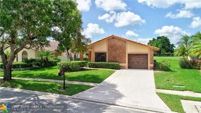 Boca Raton Single Family Home For Sale: 19589 Sea Pines Way