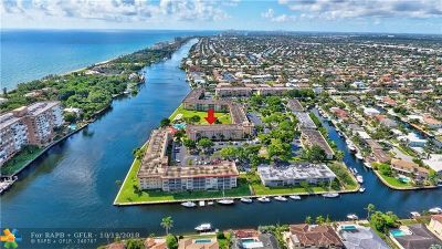 Lighthouse Point Condo/Townhouse For Sale: 3150 NE 48th Ct #311