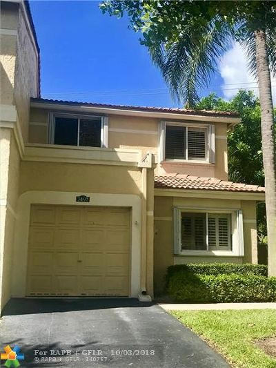 Deerfield Beach Condo/Townhouse For Sale: 3497 Deer Creek Palladian Cir #3497