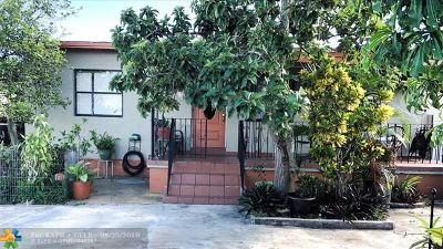 Hialeah Single Family Home For Sale: 134 W 35th St