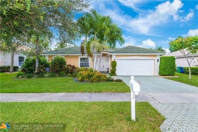 Coral Springs Single Family Home For Sale: 5631 NW 109th Ln