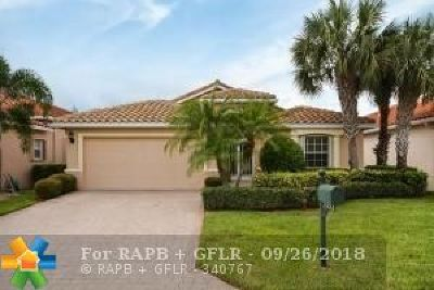 Boynton Beach Single Family Home Backup Contract-Call LA: 7152 Lombardy St