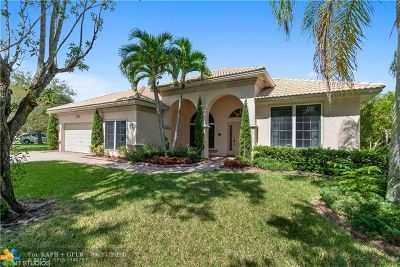 Coral Springs Single Family Home For Sale: 5035 NW 57th Way
