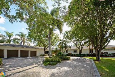Parkland Single Family Home For Sale: 7600 NW 84th Ave